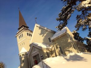 bomhus kyrka